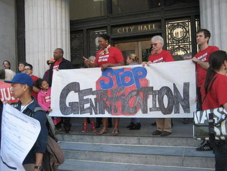 New Report Proposes Bold Solutions to Gentrification in Oakland | Peer2Politics | Scoop.it