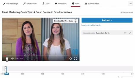 4 Ways To Grow Your Email List with YouTube | Blogging | Scoop.it