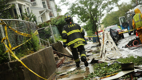 Why firefighters own homes and bartenders do not | Criminology and Economic Theory | Scoop.it
