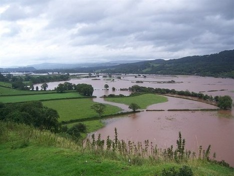 Dredging, drainage, and Defra: A flooding glossary - Carbon Brief (blog)   AS Geography   Scoop.it