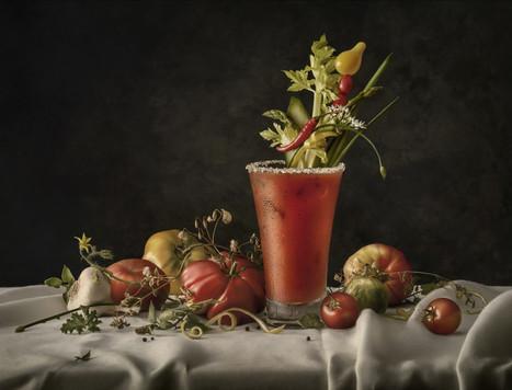 Des natures mortes classiques de cocktails - La boite verte | Inspiration et créativité | Scoop.it