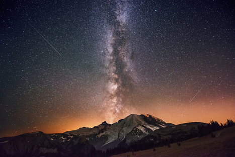 500px / Blog / Photo Tutorial — Photograph The Night Sky | Photography Improvement | Scoop.it