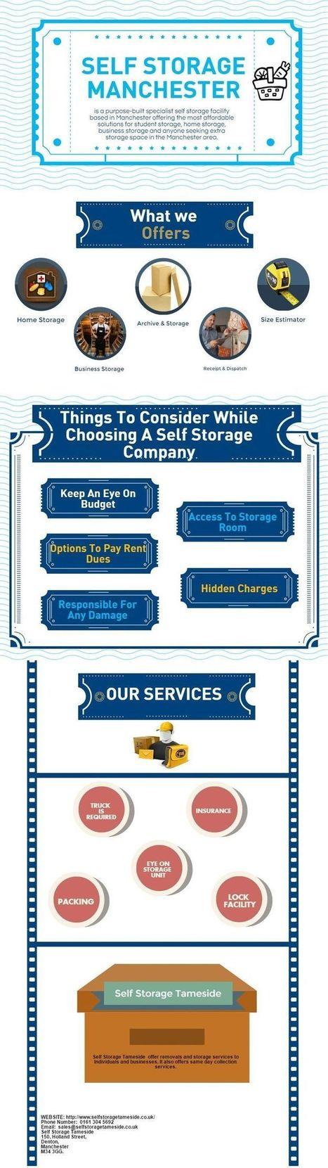 Self Storage Tameside Company   Selfstorage Tameside   Scoop.it