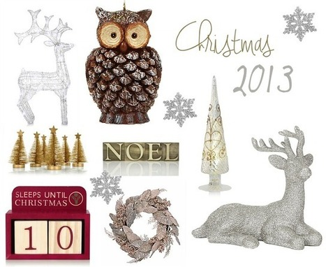 Oh So Amelia | UK Parenting Lifestyle Blog: Preparing For Christmas | Home Interiors | Scoop.it