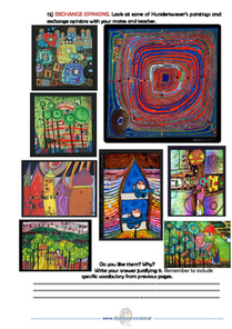 Is Art for everyone? CLIL art unit - Hundertwasser | TEACHING ENGLISH FROM A CONSTRUCTIVIST PERSPECTIVE | Scoop.it