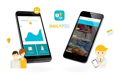 Dailypso : nouvel allié face au psoriasis | Veille digitale en assurance, assistance et services | Scoop.it