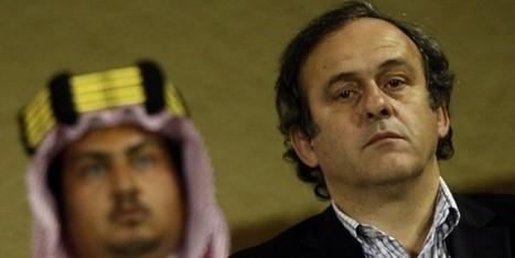 Platini et le Qatar: les liaisons dangereuses   Francs Jeux   Mauvaises fois et autres naivetés.... d'un systeme confronté à l'obligation de changement (mais pas encore assez au pied du mur)   Scoop.it