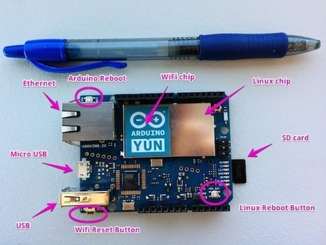 Getting started with the Arduino Yun – the Arduino with WiFi | Arduino, Netduino, Rasperry Pi! | Scoop.it
