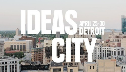 Open call for participants: IDEAS CITY Detroit - E-Flux