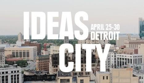 Open call for participants: IDEAS CITY Detroit - E-Flux   Calls for Curators   Scoop.it