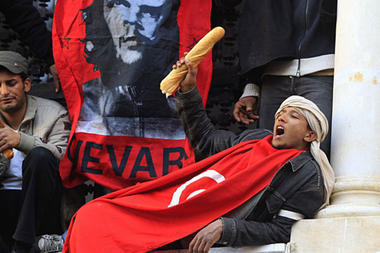 How revolt sparked to life in Tunisia - CSMonitor.com | Coveting Freedom | Scoop.it
