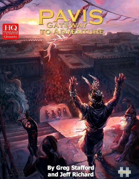Timinits & Trolls: RQ6 Stats for HeroQuest Publications | Glorantha News | Scoop.it