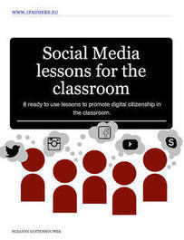 Social Media lessons for the classroom | iPadders.eu Tips | Scoop.it