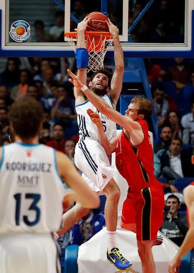 Por el bien del baloncesto... que gane el Madrid | Salto entre dos | Scoop.it