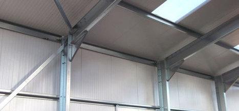 The common method of steel building construction | Steel Buildings | Scoop.it