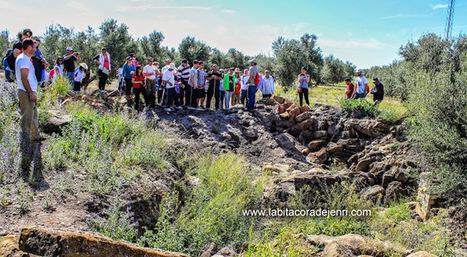 Aparecen restos del asedio romano sobre Iliturgi en Mengíbar (Jaén) | LVDVS CHIRONIS 3.0 | Scoop.it