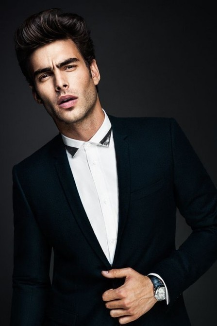 Jon Kortajarena & Sean O'Pry: Belleza De Moda. Apollo Novo Magazine. | JIMIPARADISE! | Scoop.it