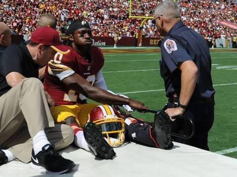 NFL round-up: Washington Redskins lose Robert Griffin III to dislocated ankle in rout of Jacksonville Jaguars; Seattle Seahawks suffer loss   NFL - National Football League   Scoop.it
