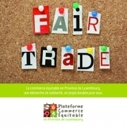 Appel à initiatives - Pour un commerce plus équitable, ici et ailleurs (Edition 2014) | Province de Luxembourg | Commerce équitable et durable | Scoop.it