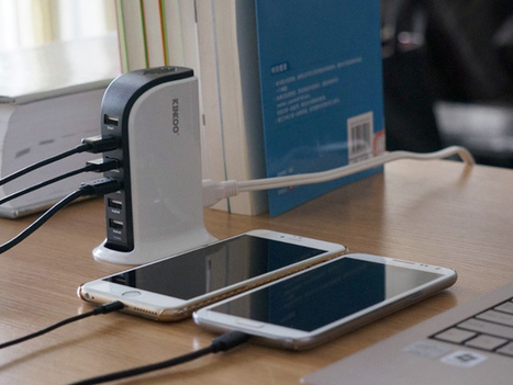 The Fastest, Smartest Way to Charge All Your USB-Capable Devices at Once / Boing Boing | Edtech PK-12 | Scoop.it