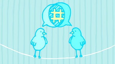 How to Use Twitter Hashtags for Your Business | Juice Creative | Scoop.it