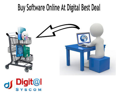 Buy The Latest Software Online From Leading Digital Agency in Ahmadābād - 1072690   computer parts and accessories   Scoop.it
