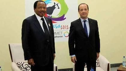 Cameroun, les fruits pourris de la « méthode Hollande » | Actualités Afrique | Scoop.it