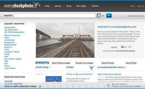 EveryStockPhoto, un buscador con millones de imágenes gratuitas | TIC JSL | Scoop.it