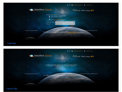 Why Custom Outlook Web App 2013 is Beneficial to The Office? | Interface Planet | Interface Customization Services | Scoop.it