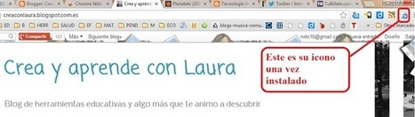 Crea y aprende con Laura: WatchDoc. Extensión de Chrome que nos avisa de modificaciones de documentos en Drive | google + y google apps | Scoop.it