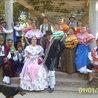 Danzas folclóricas de la zona central de Chile desde 1800 a 1950