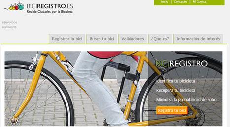 Alicante creará un registro de bicicletas | Movimiento urbano | Scoop.it