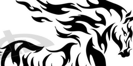 20 Awe Inspiring Horse Tattoos | Tattoos & Body Art | Scoop.it