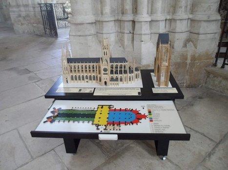 Archi-Tact réalise deux maquettes pour l'abbatiale Saint Ouen de Rouen - Actualités Pro de Museumexperts | Innovations dans les musées et les lieux de culture. | Scoop.it