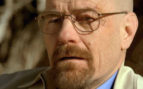 Breaking Bad: Heisenberg tribute - Telegraph.co.uk | Breaking Bad | Scoop.it