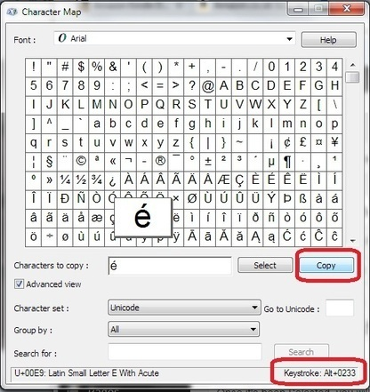 How to insert non-standard English characters into almost any text (from LibroEditing blog) | Translation and Interpreting News by Translation Journal www.translationjournal.net | Scoop.it