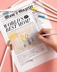 Mother's Day Newspaper | Seasonal Freebies for Teachers | Scoop.it
