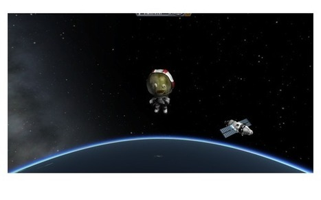 Kerbal Space Program, le jeu vidéo qui permet d'apprendre ses cours de physique | art web science and stuffs | Scoop.it