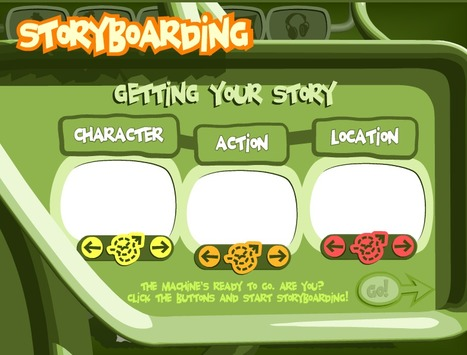 Storyboarding -  for Young Learners | Technology and Education Resources | Scoop.it