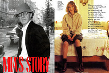 Mia's Story -- November 1992: Maureen Orth on Mia Farrow and Woody Allen | Herstory | Scoop.it
