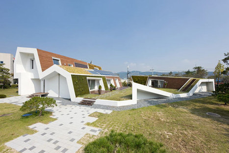 95 Green Technologies Combined to Create the Ultimate Sustainable Home in South Korea   Extreme Architecture   News, E-learning, Architecture of the future at news.arcilook.com   Architecture news   Scoop.it