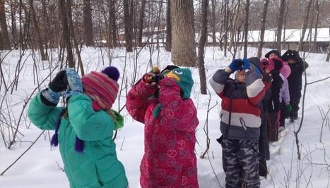 Binoculars for young citizen scientists! | Green & Healthy Schools Wisconsin | Scoop.it