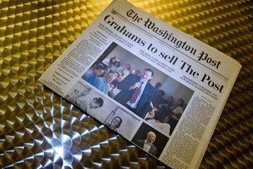 Nouveau patron, nouvelle ère pour le Washington Post | Les médias face à leur destin | Scoop.it