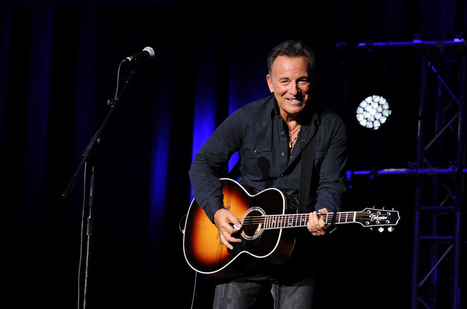 Bruce Springsteen fait monter une fan de 89 ans sur scène - RTL2 | Bruce Springsteen | Scoop.it