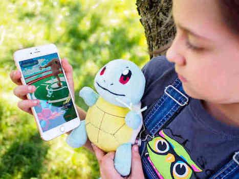 Sberbank Makes Pokémon Go Safe Through New Insurance Policy - Techtiplib.com | Technology | Scoop.it