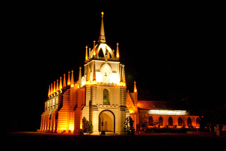 Goa Churches   An Open Eye to the Outdoor   Scoop.it