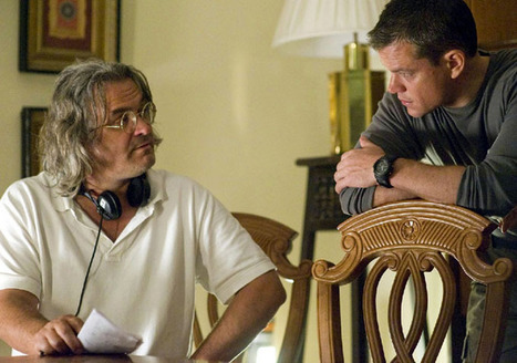 Updated: Matt Damon & Paul Greengrass Are Getting Re-'Bourne' With ... - Indie Wire | Machinimania | Scoop.it