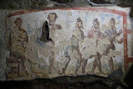 COMO ANCLA DEL ALMA | Early Christianity | Scoop.it