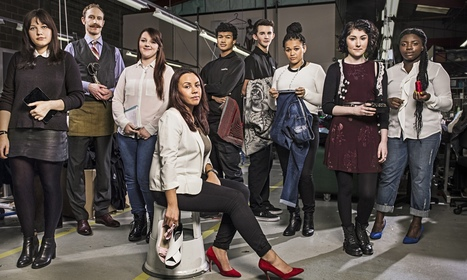 Fashion apprentices shun uni and head straight to work | Mobilization of Learning | Scoop.it