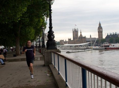 Look around, it's time to go out for a run! | Quality of life in London | Scoop.it